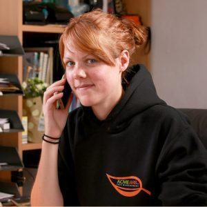 Collette Gains, Office Coordinator
